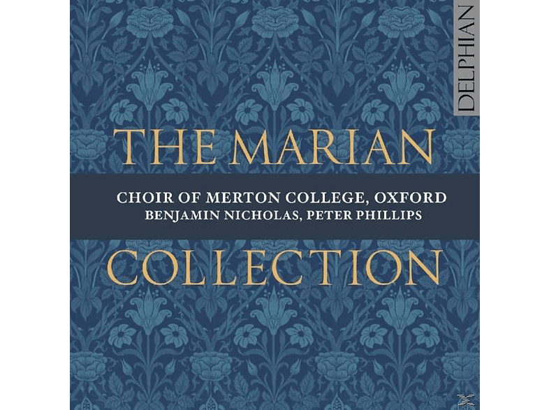 Choir Of Merton College Oxford - The Marian Collection [CD]