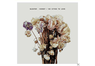 Sleater-Kinney - No Cities To Love - (CD)