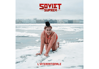 Soviet Suprem - L'internationale [CD]