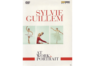 Guillem, Sylvie - At Work & Portrait - (DVD)