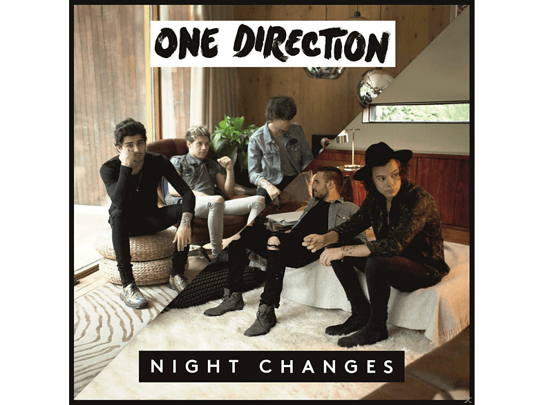 One Direction - Night Changes [Maxi Single CD]