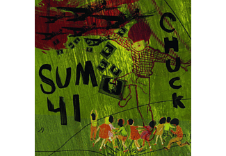 Sum 41 - CHUCK - (CD EXTRA/Enhanced)