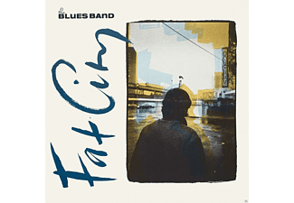 The Blues Band - Fat City - (CD)
