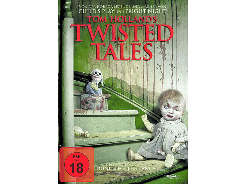 Tom Holland's Twisted Tales [DVD]