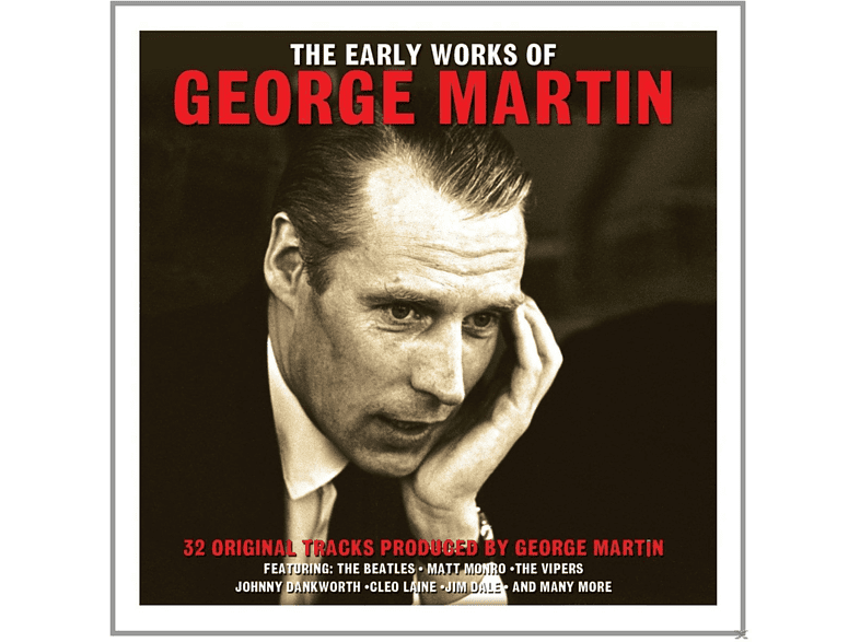 VARIOUS - Early Works Of G.Martin [CD]