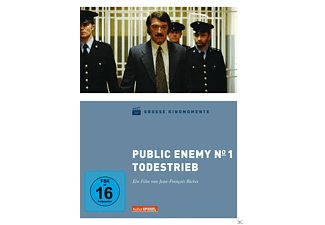 Public Enemy No.1 - Todestrieb [DVD]