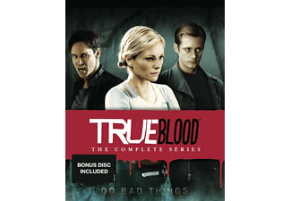 True Blood Seizoen 1-7 TV-serie
