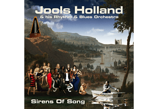 Jools & His Rhythm & Blues Orchestra Holland - Sirens Of Song - (Vinyl)