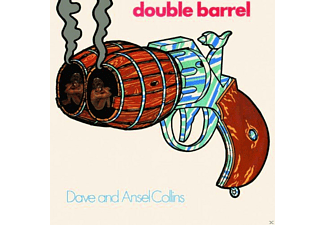 Dave Collins, Ansel Collins - Double Barrel - (CD)
