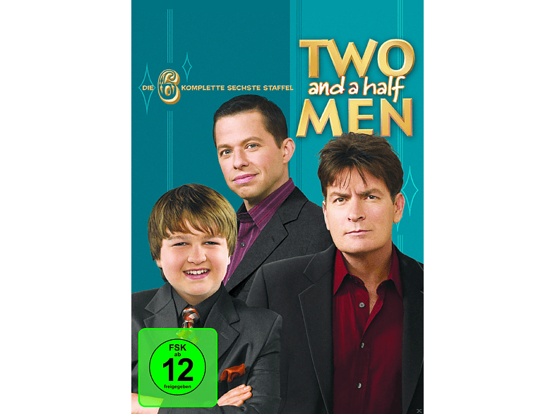 Two and a Half Men - Staffel 6 [DVD]