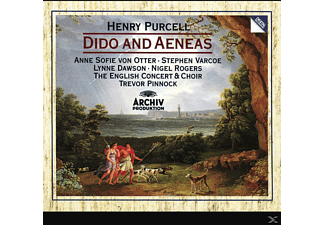 Henry Purcell, Otter/Varcoe/Pinnock/EC - Dido And Aeneas (Ga) - (CD)