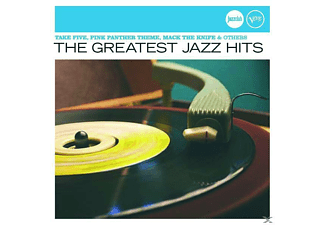 VARIOUS - THE GREATEST JAZZ HITS (JAZZ CLUB) - (CD)