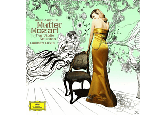 Anne-Sophie Mutter - Die Violinsonaten - (CD)