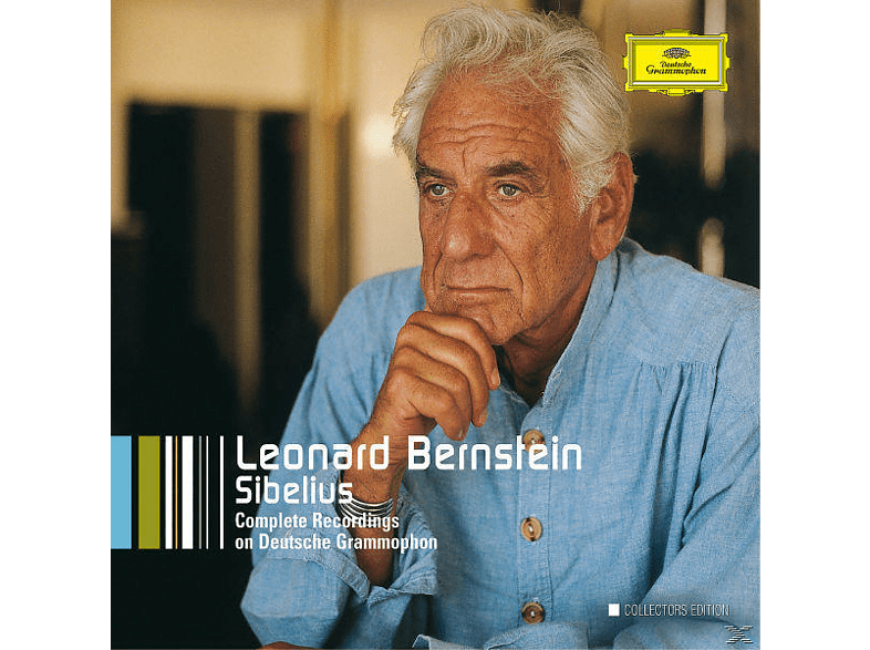 BBC Symphony Orchestra, Leonard/wp/bbcso/bso Bernstein - Complete Recordings On Dg [CD]