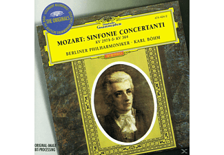 Carl August Nielsen, Karl/bp Böhm - Sinfonie Concertanti Kv 297, 364 - (CD)
