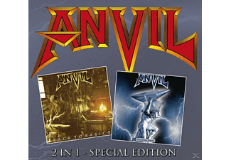 Anvil - Back To Basics / Still Going Strong Re-Release - (CD)