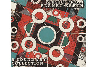 VARIOUS - Music From Planet Earth - A Soundway Collection - (CD)