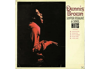 Dennis Brown - Super Reggae And Soul Hits (Expanded Version) [CD]