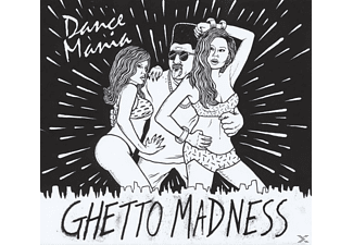 VARIOUS - Dance Mania:Ghetto Madness - (Vinyl)