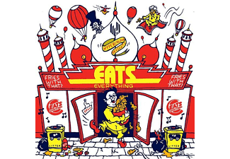VARIOUS - Eats Everything-Fries With That? - (Vinyl)