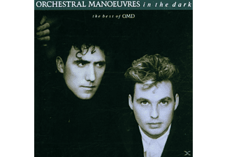 OMD - THE BEST OF OMD - (CD)