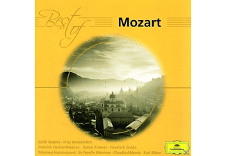 VARIOUS, Abbado/Levine/Böhm/+ - Best Of Mozart - (CD)