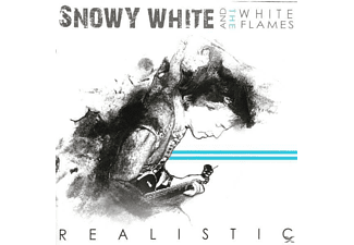 Snowy White - REALISTIC [CD]