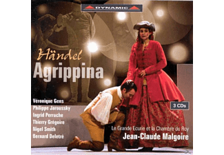 VARIOUS - Agrippina - (CD)