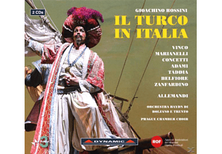 VARIOUS - Il Turco In Italia (GA) - (CD)