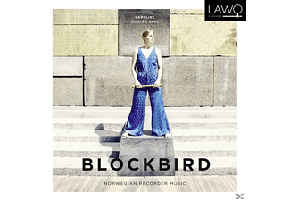 Caroline Eidsten Dahl - Blockbird-Norwegian Recorder Music - (CD)
