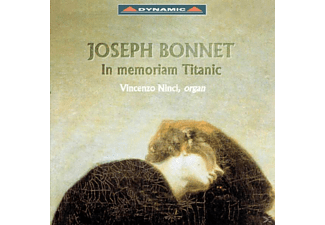 Piano Ninci Vincenzo - in memoriam Titanic - (CD)