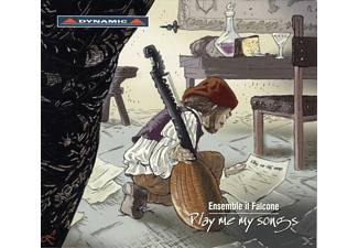 Fabrizio & Ensemble Il Falcone Cipriani - Play me my songs - (CD)