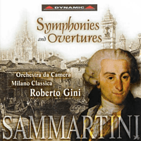 Orchestra Da Camera Milano Classica - Symphonies and Overtures [CD]