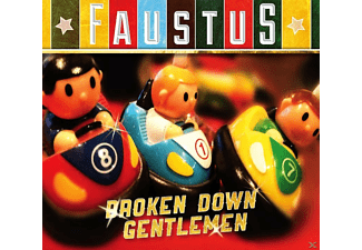 Faustus - Broken Down Gentlemen - (CD)