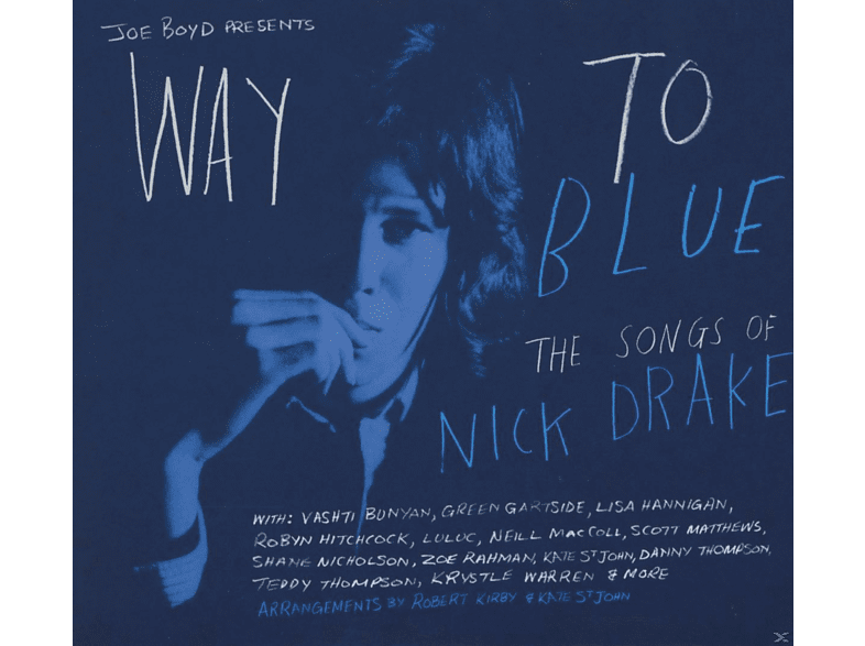 VARIOUS - Way To Blue: The Songs Of Nick Drake [CD]