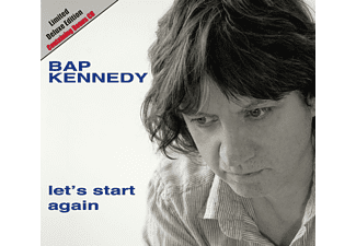 Bap Kennedy - Let's Start Again (Deluxe Edition) - (CD)