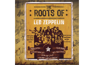 VARIOUS - The Roots Of Led Zeppelin - (CD)