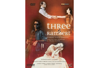 Rambert Dance Company - Three by Rambert - (DVD)