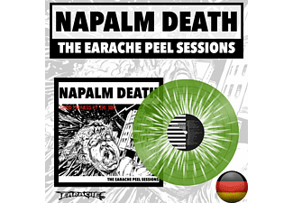 Napalm Death - Earache Peel Sessions - (Vinyl)