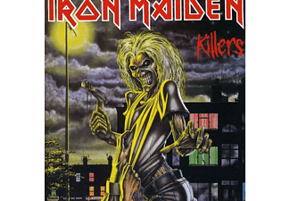 Iron Maiden - Killers (CD)