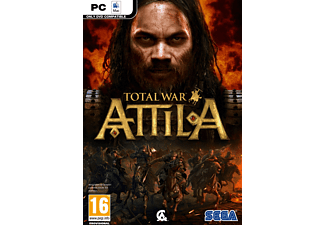 Total War: Attila Standard Edition PC