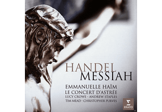 Le Concert D`Astrée - Messiah (Der Messias) - (CD)