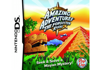 ESEN Amazing Adventures The Forgotten Ruins DS Nintendo