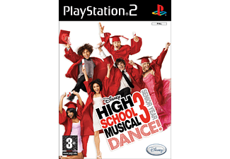 ESEN High School Musical 3: Senior Year Dance PlayStation 2