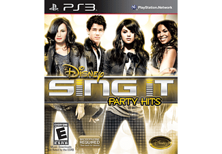 ESEN Sing It: Party Hits PlayStation 3