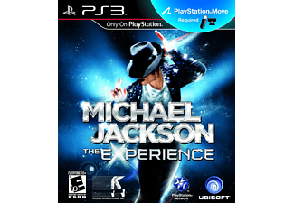 ESEN Michael Jackson The Experience PlayStation 3