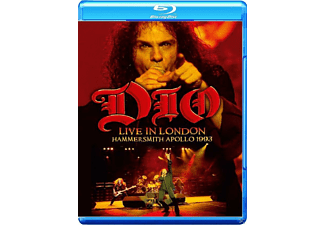 Dio - Live In London - Hammersmith Apollo 1993 - (Blu-ray)