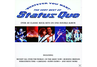 Status Quo - Whatever You Want - The Very Best of Status Quo (CD)