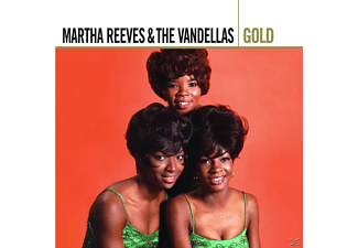 Reeves, Martha & The Vandellas - Gold CD