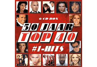 50 jaar top 40 cd Various   50 Jaar Top 40 #1 Hits | CD kopen? | MediaMarkt 50 jaar top 40 cd